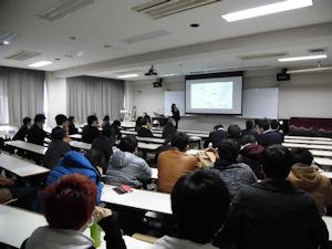 環境専攻(自然環境分野)卒業研究発表会