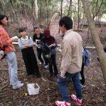 環境情報学概論IIでの土壌調査(3)