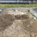 基礎演習bで土壌調査を実施(3)