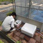 トルコギキョウ根域冷却システム作成(3)
