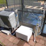トルコギキョウ根域冷却システム作成(4)