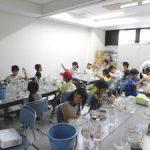 四日市大学エコキッズ夏休み実験講座「土はマジシャン!」(2)