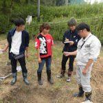 土壌調査演習(2)